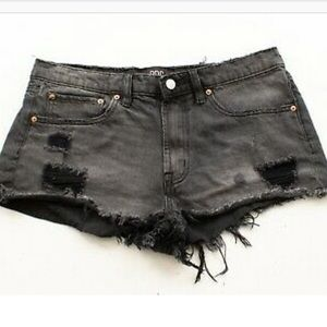 Urban Outfitters BDG Distressed Shorts